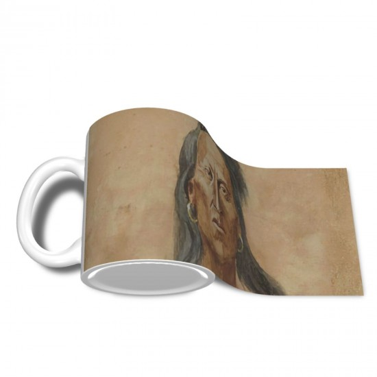 Bear Claw ceramics Coffee Mug for Latte or Hot Tea,Funny Coffee Mug, Microwave Safe, Won't Fade Away, Great Gift Cup Idea for Any Occasion Birthday 11OZ