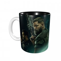 The Expanse ceramics Coffee Mug for Cocoa,Funny Coffee Mug, Microwave Safe, Won't Fade Away, Great Gift Cup Idea for Any Occasion etc 11OZ